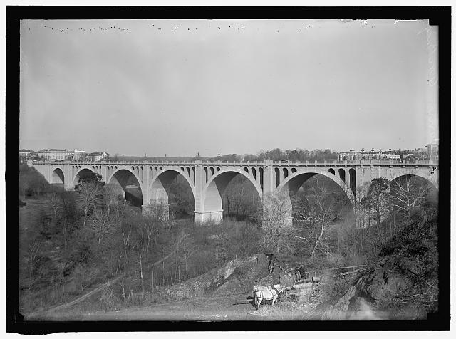 [Taft Memorial Bridge, Rock Creek Park]