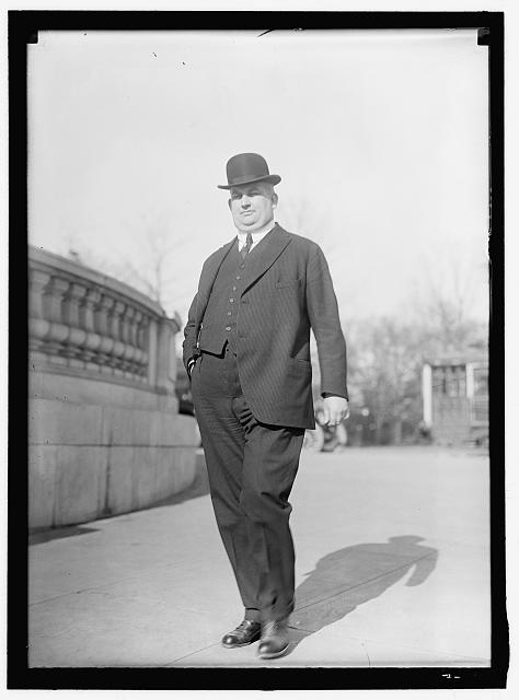IGOE, WILLIAM L. REP. FROM MISSOURI, 1913-1921