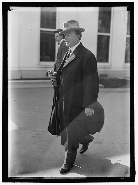 JOHNSON, ALBERT. REP. FROM WASHINGTON, 1913-1927