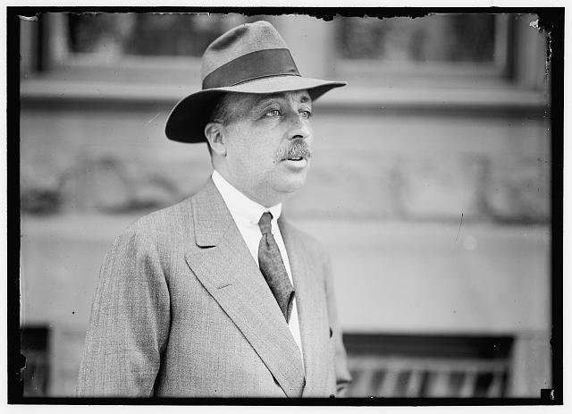 O&#39;SHAUGHNESSY, NELSON. CHARGE D&#39;AFFAIRES TO MEXICO