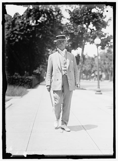 MARYE, GEORGE THOMAS. AMBASSADOR TO RUSSIA, 1914-1916