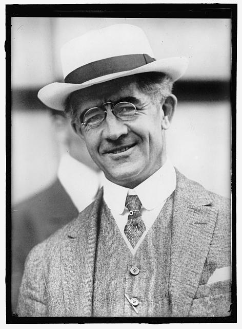HITCHCOCK, GILBERT MONELL. REP. FROM NEBRASKA, 1903-1905, 1907-1911; SENATOR, 1911-1923