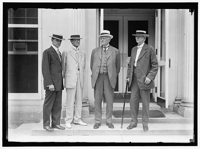 KANSAS CITY BANKERS. CHARLES S. KEITH; R.A. LONG; J.B. WHITE; SEN. W.J. STONE OF MO.