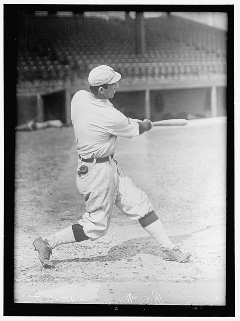 [Bill Morley, Knoxville Reds, Appalacian League, but working out with Washington AL (baseball)]