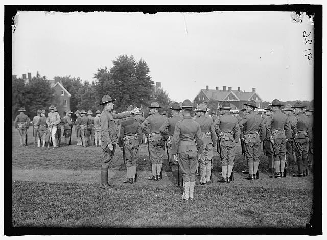 [FORT MYER TR. CAMP]
