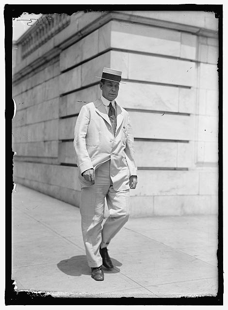 BATHRICK, ELLSWORTH RAYMOND. REP. FROM OHIO, 1911-1915, 1917