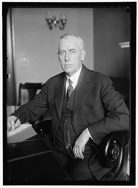 NUGENT, JOHN FROST. SEN. FROM IDAHO, 1918-1921; FED. TRADE COMMISSION, 1921-1927