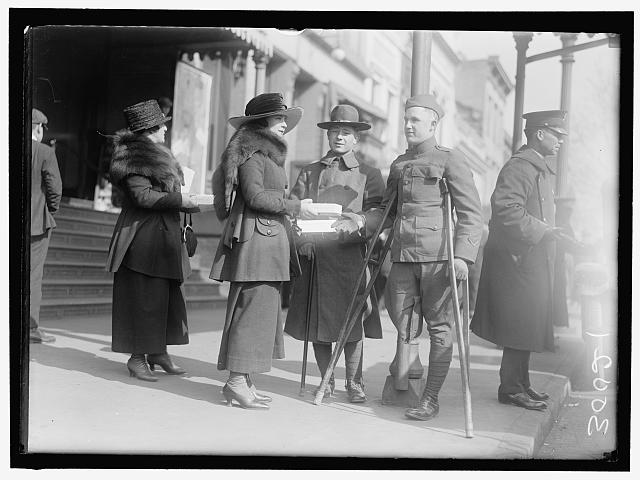 NASH, MISS. WITH WOUNDED SOLDIERS