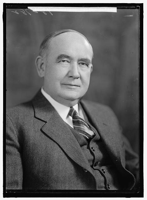 CUMMINGS, WALTER J. PORTRAIT