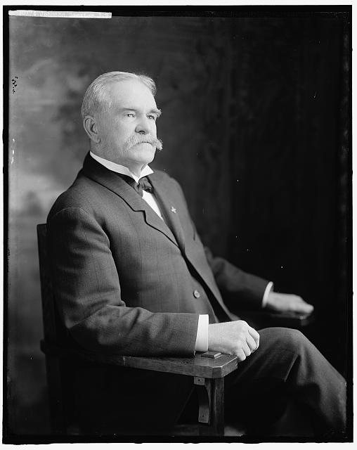 JOHNSTON, J.F. SENATOR