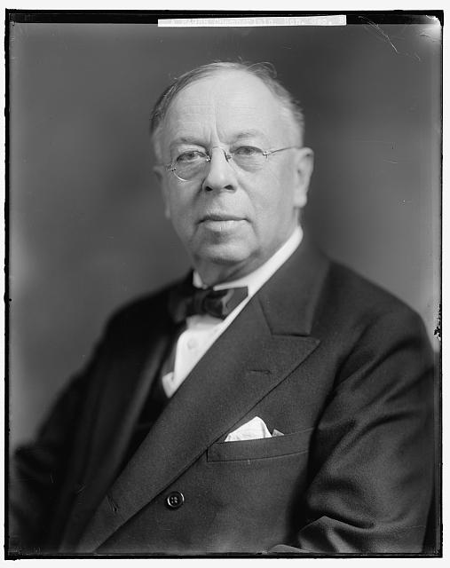 CHAMBERLAIN, GEORGE E. HONORABLE