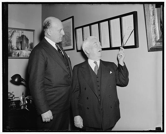 L.S. Kelley, Brewers Industrial Foundation and Rep. Thomas Cullen, New York
