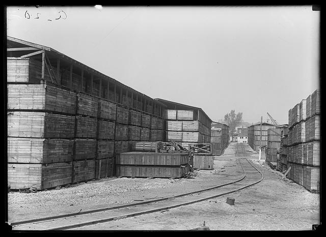 [Camp Holabird, Baltimore, Maryland]