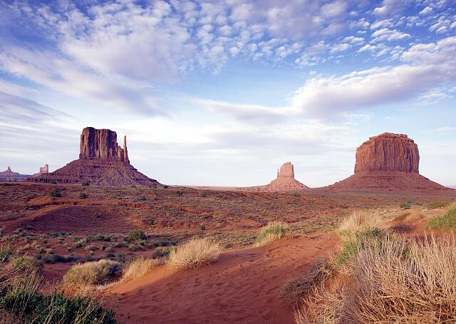 Monument Valley View, Arizona