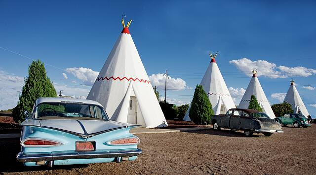 Wigwam Motel, Route 66, Holbrook, Arizona