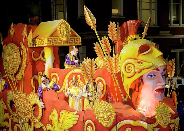 Mardi Gras Parade, 2006, New Orleans, Louisiana