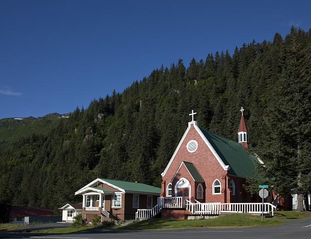 St. Peter's Episcopal Church, Seward, Alaska