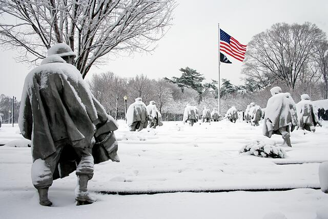 Korean War Memorial, Washington, D.C.
