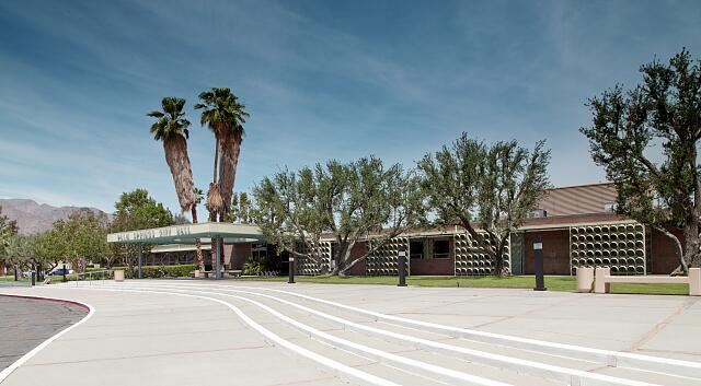 City Hall, Palm Springs, California