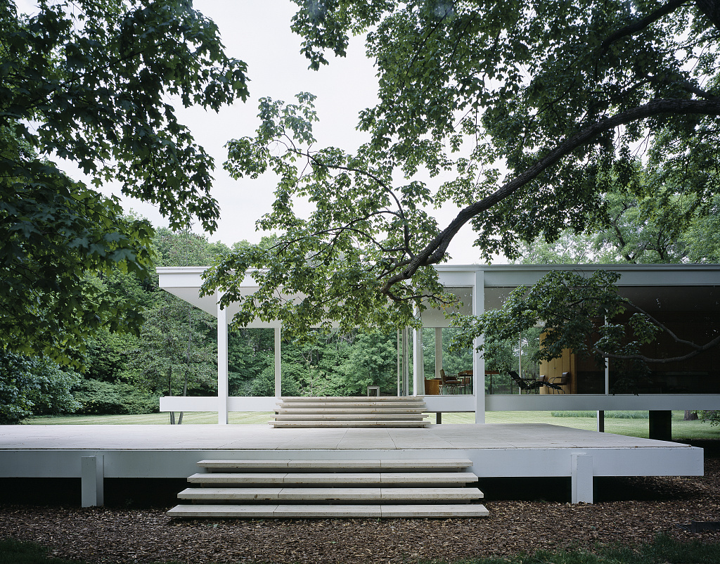 Farnsworth House Plano Illinois