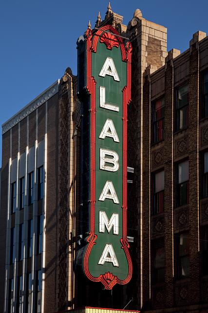 Alabama Theater Birmingham Alabama Theatre Birmingham