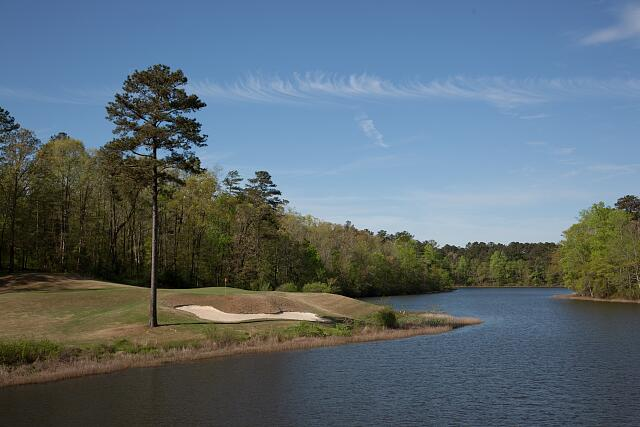 Grand National Golf Course, part of the Robert Trent Jones Trail, Opelika, Alabama