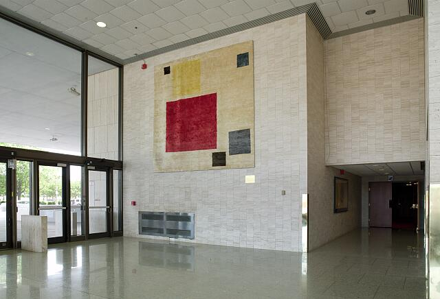 "Tapestry ""Floating"" at the Hubert Humphrey Federal Building, Washington, D.C."