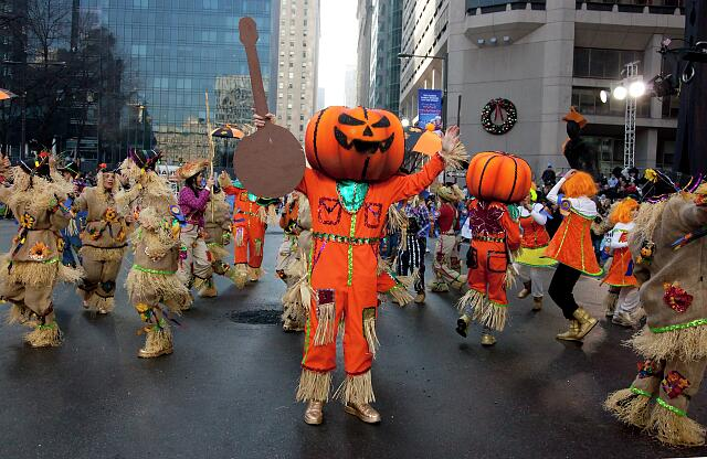 Mummers Parade on New Year's day, Philadelphia, Pennsylvania