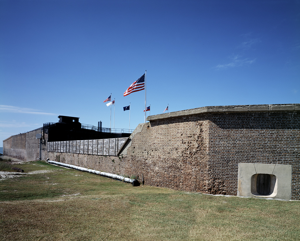 essays on fort sumter Fort sumter was a us military installation in charleston harbor where the first shots of the american civil war were fired on april 12, 1861 the.