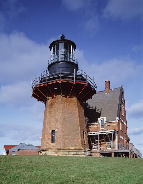 Block Island Light, Block Island, Rhode Island