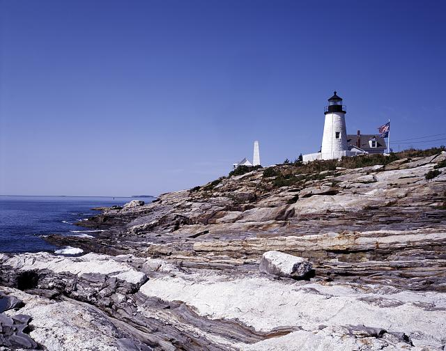 Pemaquid Point Light, Bristol, Maine