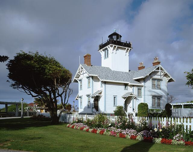 Point Fermin Lighthouse, San Pedro, California