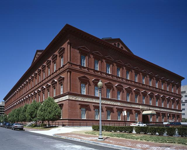 National Building Museum (Pension Building), Washington, D.C.