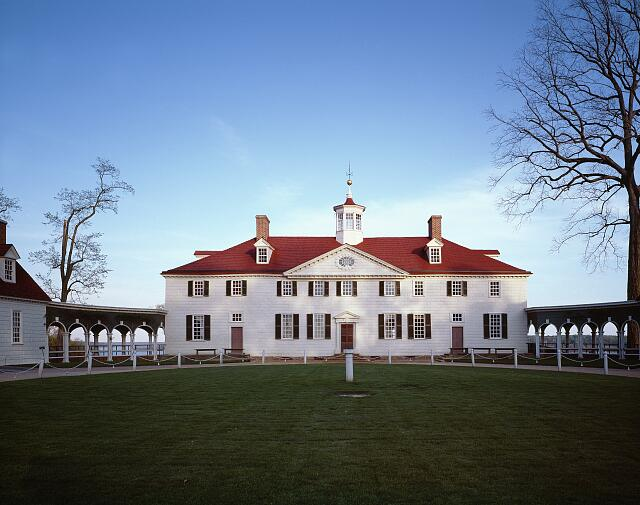 Mount Vernon estate, Virginia