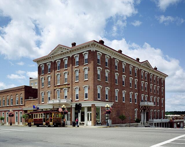 St. James Hotel, Red Wing, Minnesota
