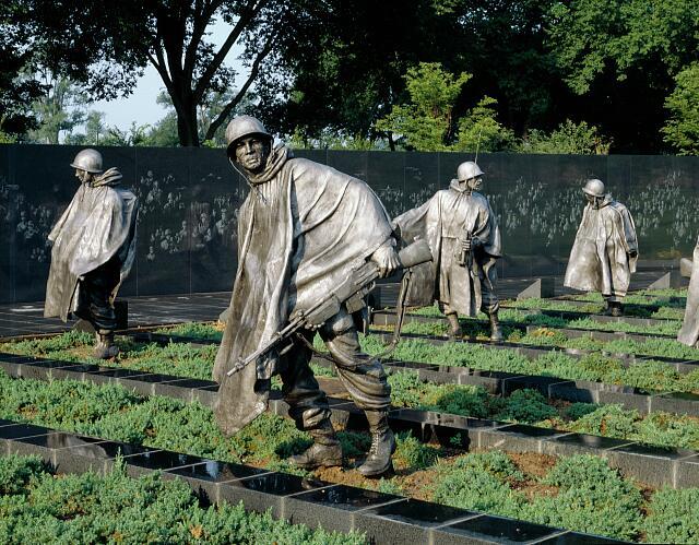 Korean War Veterans Memorial, Washington, D.C.