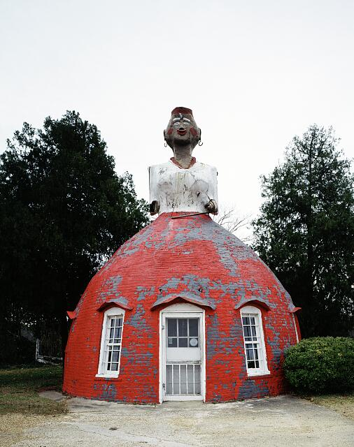 Mammy's Cupboard Restaurant, Natchez, Mississippi
