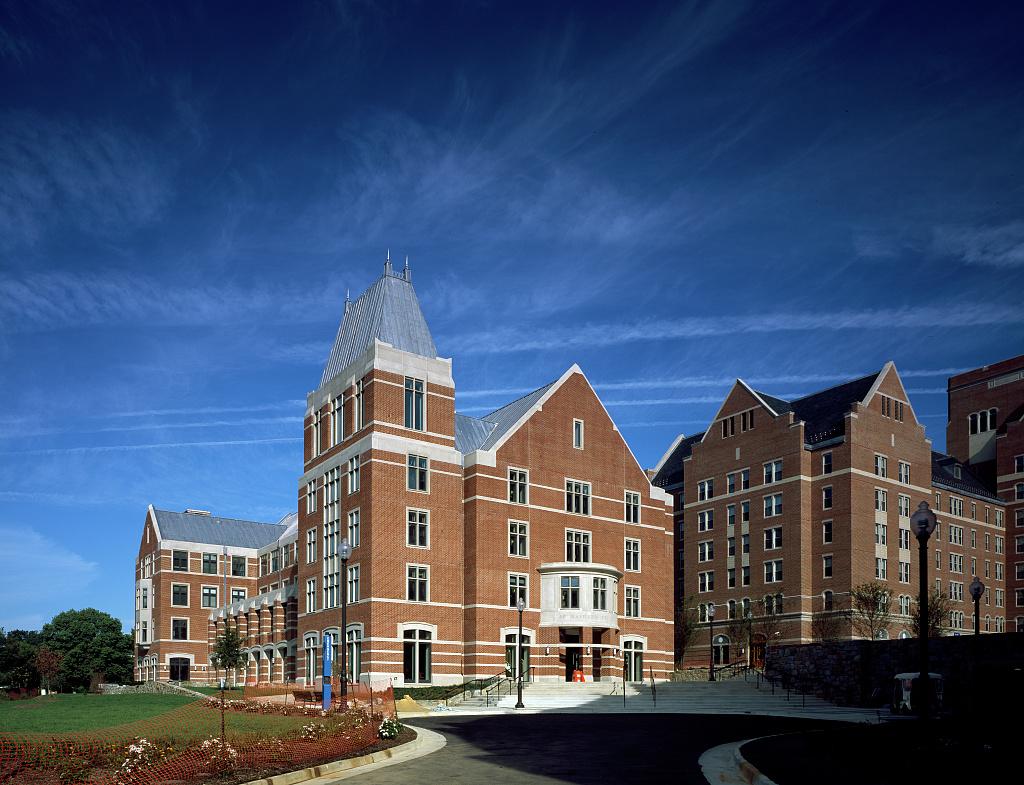 Buildings, Georgetown University, Washington, D.C.