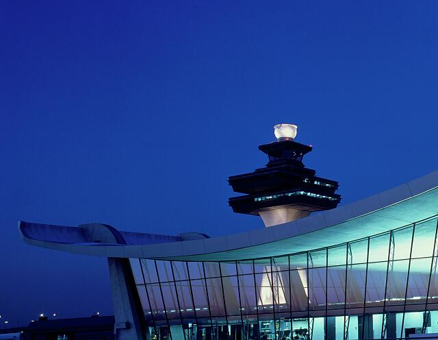 Dulles International Airport, Virginia