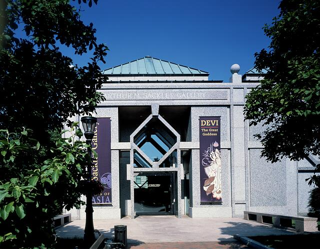 Arthur M. Sackler Museum of Asian Art of the Smithsonian Institution on the National Mall, Washington, D.C.