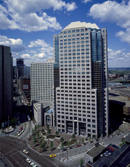 Office buildings, Pittsburgh, Pennsylvania