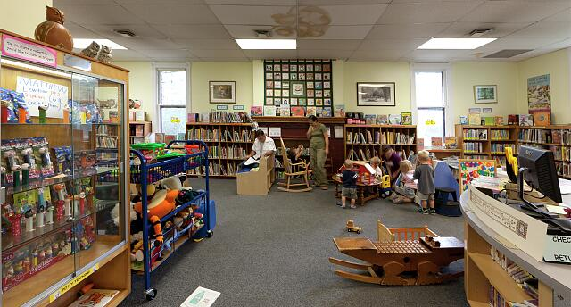 Noyes Library for Young Children, Kensington, Maryland