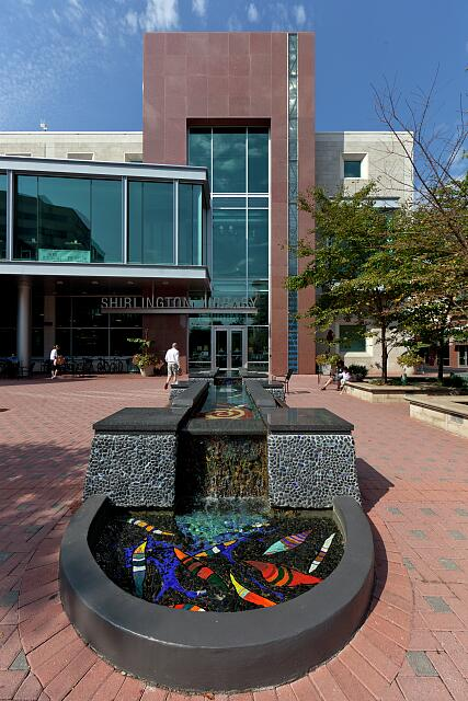 Shirlington Library, 4200 Campbell Ave, Shirlington, Virginia