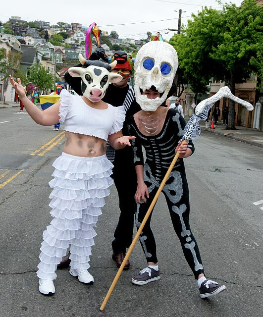 Carnaval, San Francisco, California