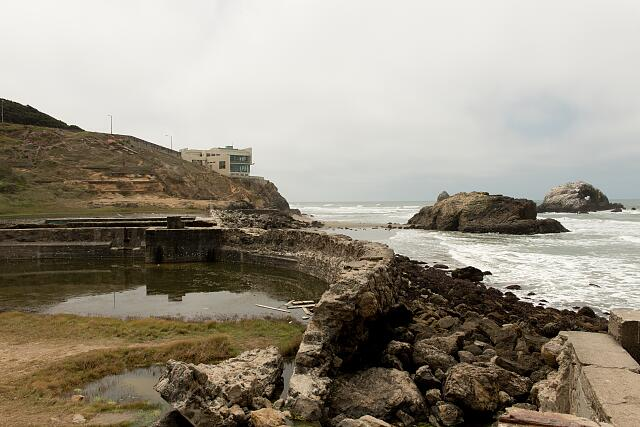 The Sutro Baths, San Francisco, California