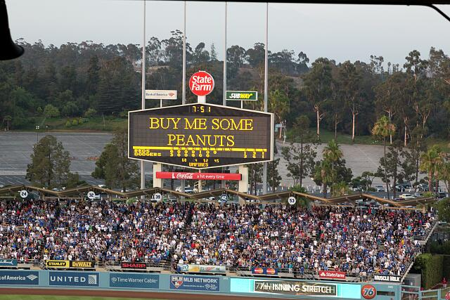 Dodger Stadium, Los Angeles, California
