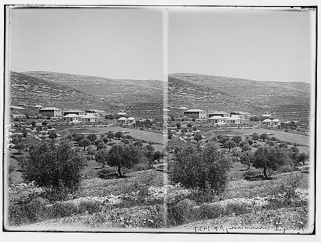 The Keren Hayesod. Agricultural colonies on Plain of Esdraelon. Kiriyath Anabim. Dilb dairy colony near Jerusalem.