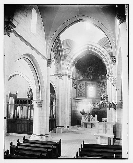 [Church of the Redeemer, Jerusalem]