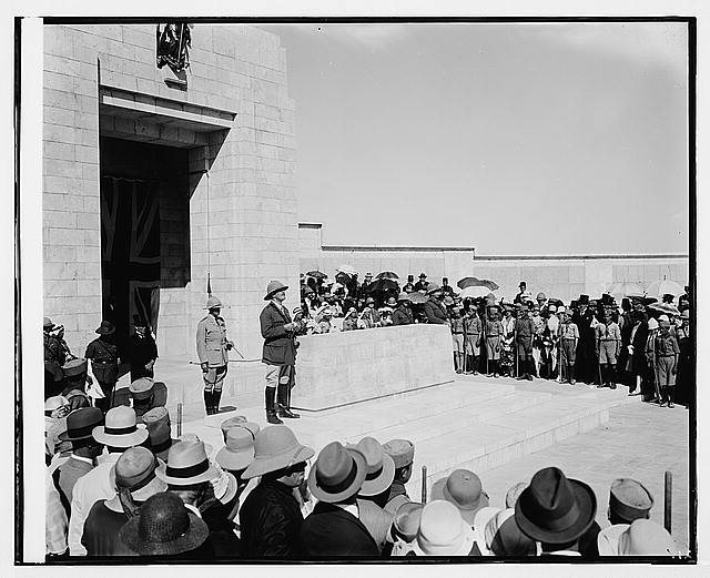 Ceremony at Govt. [i.e., Government] House, Aug. 1926