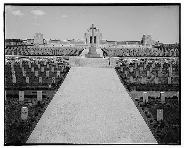 Military Cemetery on Mt. Scopus, Jerusalem, #9